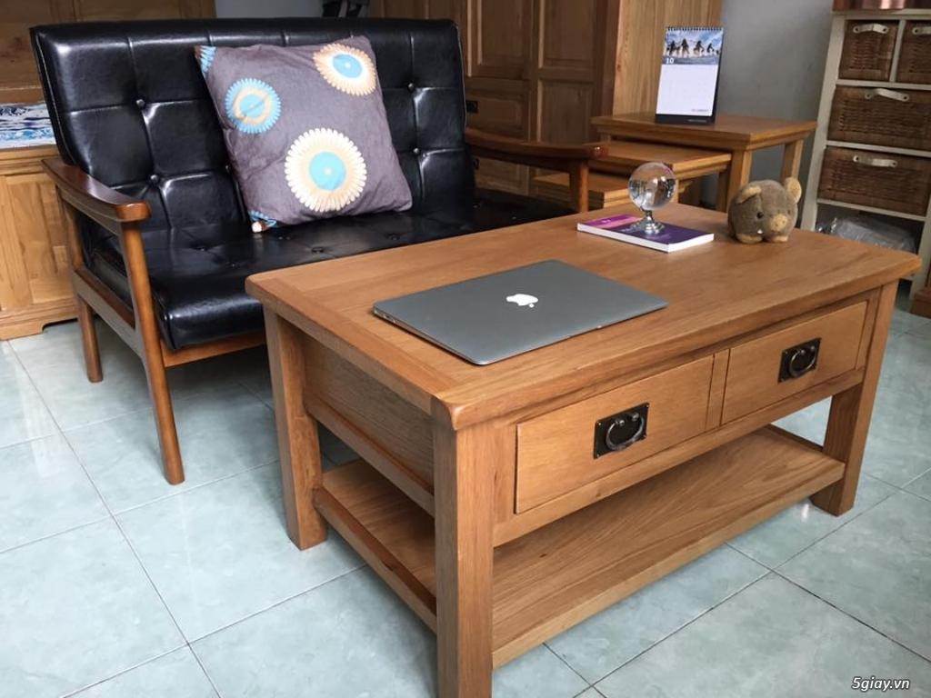 Nội Thất Tây Hưng Thịnh: Thanh lý giường tủ bàn ghế  bằng gỗ Sồi xuất khẩu Hàn Quốc - 38