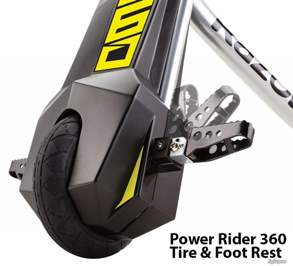 Xe đạp điện 3 bánh Power Raider 360 Siêu hot dành cho trẻ em!!!!!!! - 146952