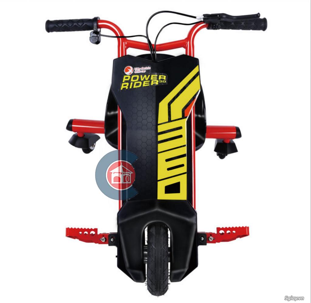 Xe đạp điện 3 bánh Power Raider 360 Siêu hot dành cho trẻ em!!!!!!! - 146949