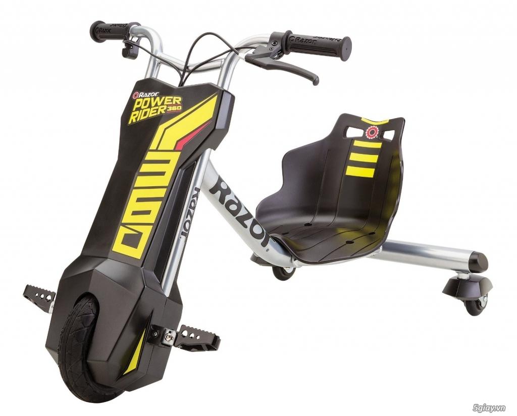Xe đạp điện 3 bánh Power Raider 360 Siêu hot dành cho trẻ em!!!!!!! - 146947