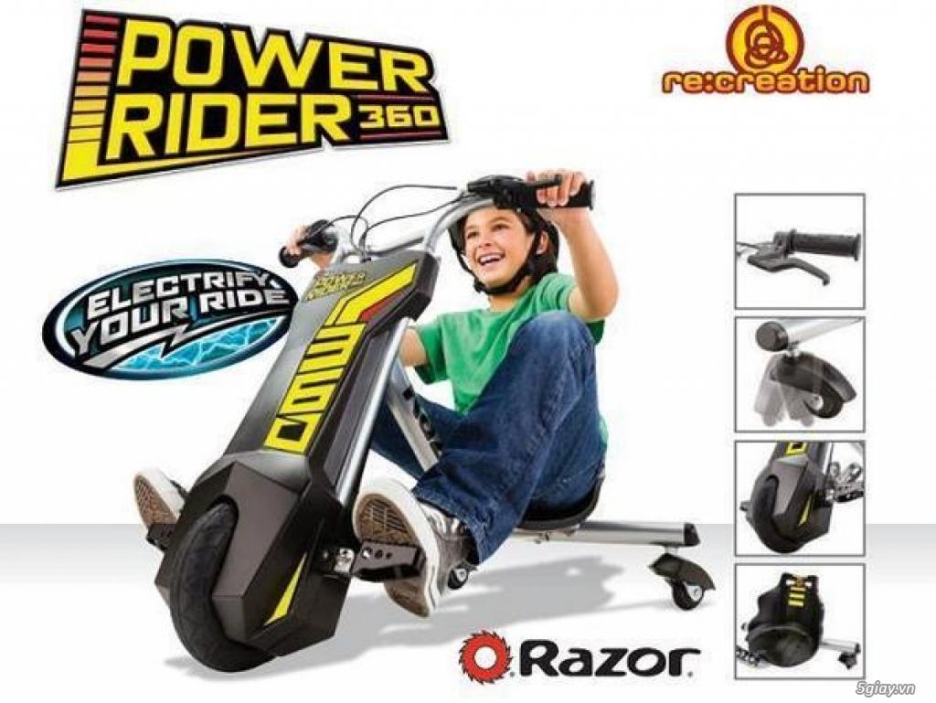 Xe đạp điện 3 bánh Power Raider 360 Siêu hot dành cho trẻ em!!!!!!! - 146948