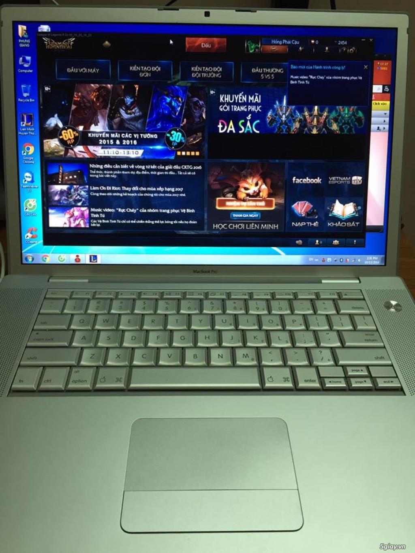 <BÁN GẤP> MacBook Pro giá 4trxx bao rẻ nhất luôn nhé ( đang cần tiền trả nợ ) - 6