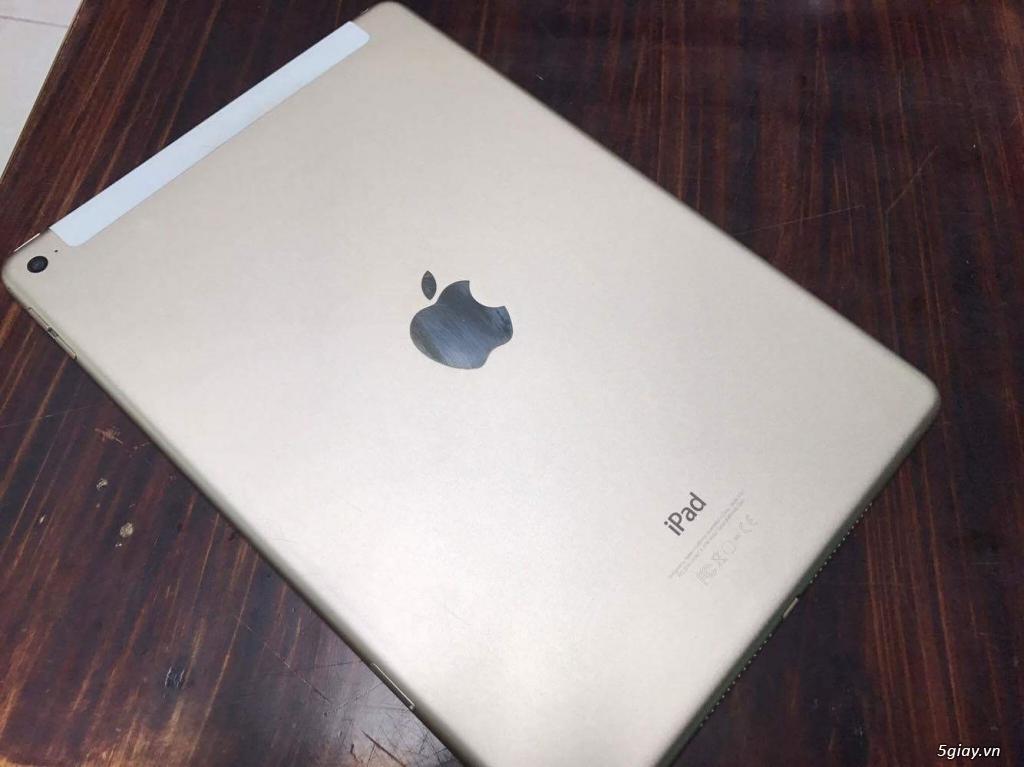 Bán Ipad air 2 màu gold 4g 16g quốc tế