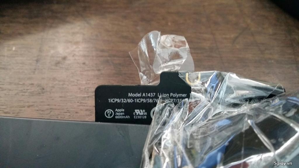 Rã xác laptop Dell  Studio XPS 13 13-L321X và MacbookRetina MD212 dư ra 2 cục pin - 3