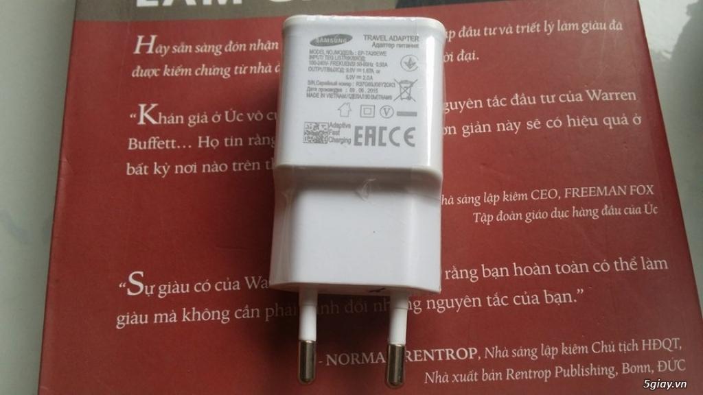Chuyên bán sạc cáp-tainghe-vỏ-pin-linh kiện samsung s6 s7 note5 7 chính hãng