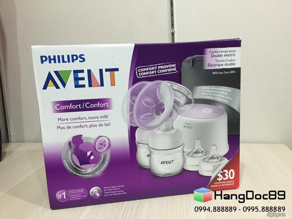 Chuyên Máy hút sữa Medela, Máy hút sữa Philip Avent chính hãng BH 12 tháng BÁN LẺ=GIÁ SĨ - 6