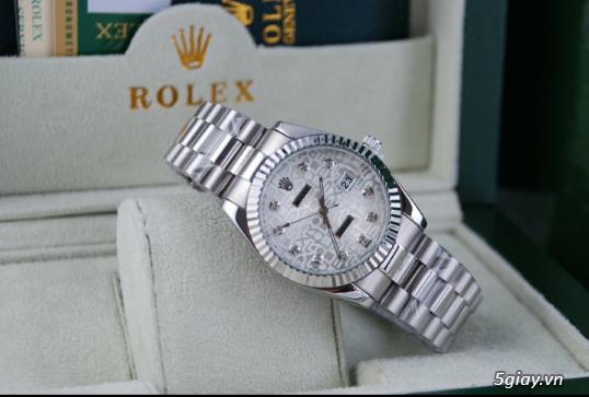 Đồng hồ Rolex được tặng, không xài, bán lại giá rẻ - 2