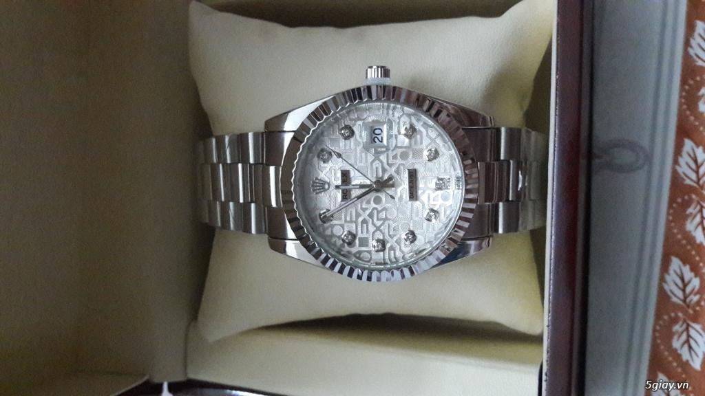 Đồng hồ Rolex được tặng, không xài, bán lại giá rẻ - 3
