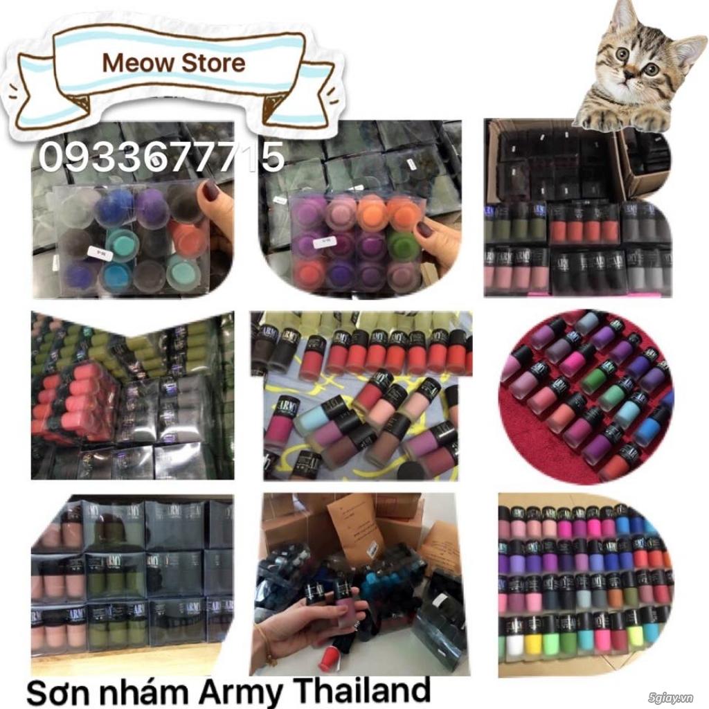 SƠN NHÁM MỜ ARMY - Made in ThaiLand - 10