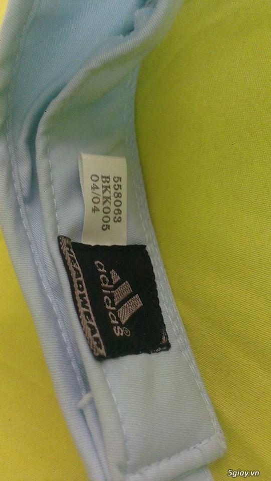 Nón Adidas màu xanh ngọc - 1