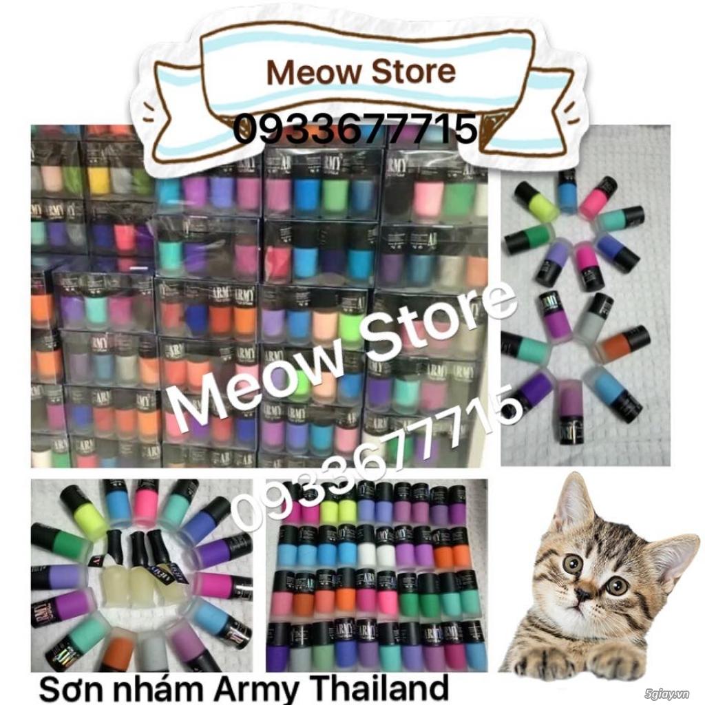 SƠN NHÁM MỜ ARMY - Made in ThaiLand - 11
