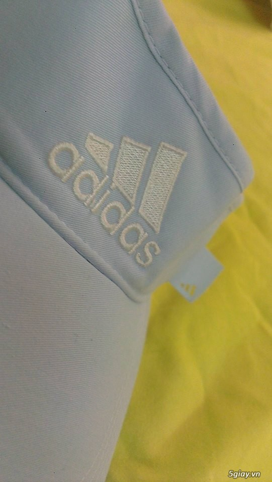 Nón Adidas màu xanh ngọc - 2