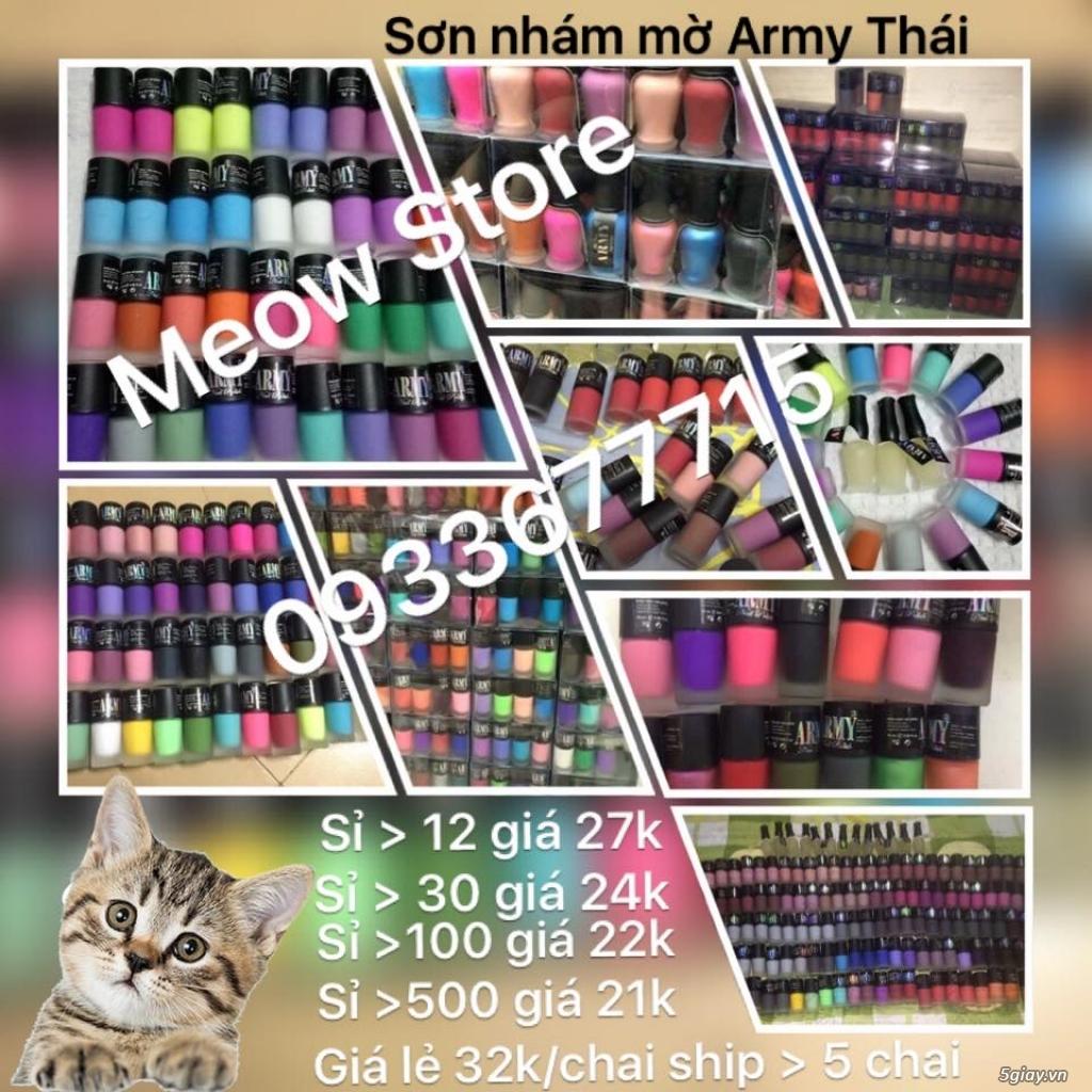 SƠN NHÁM MỜ ARMY - Made in ThaiLand - 9