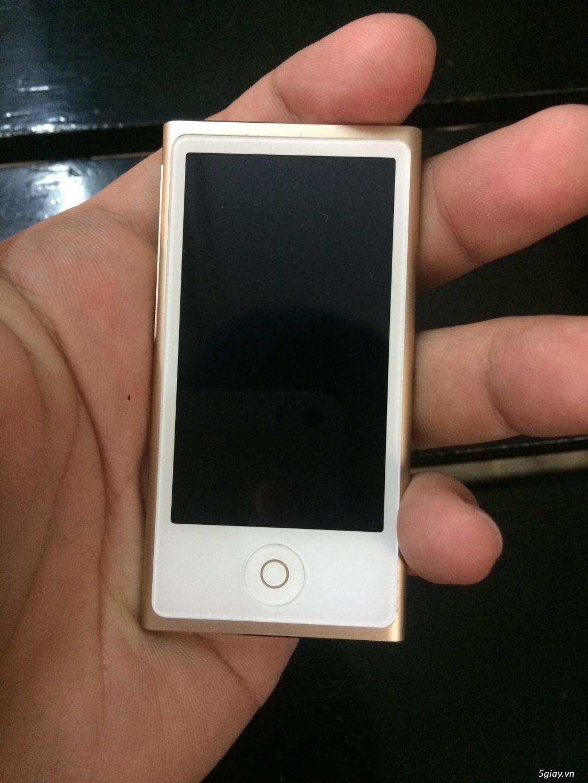 Bán 1 Ipod nano gen 7 16Gb màu gold giá tốt - 5