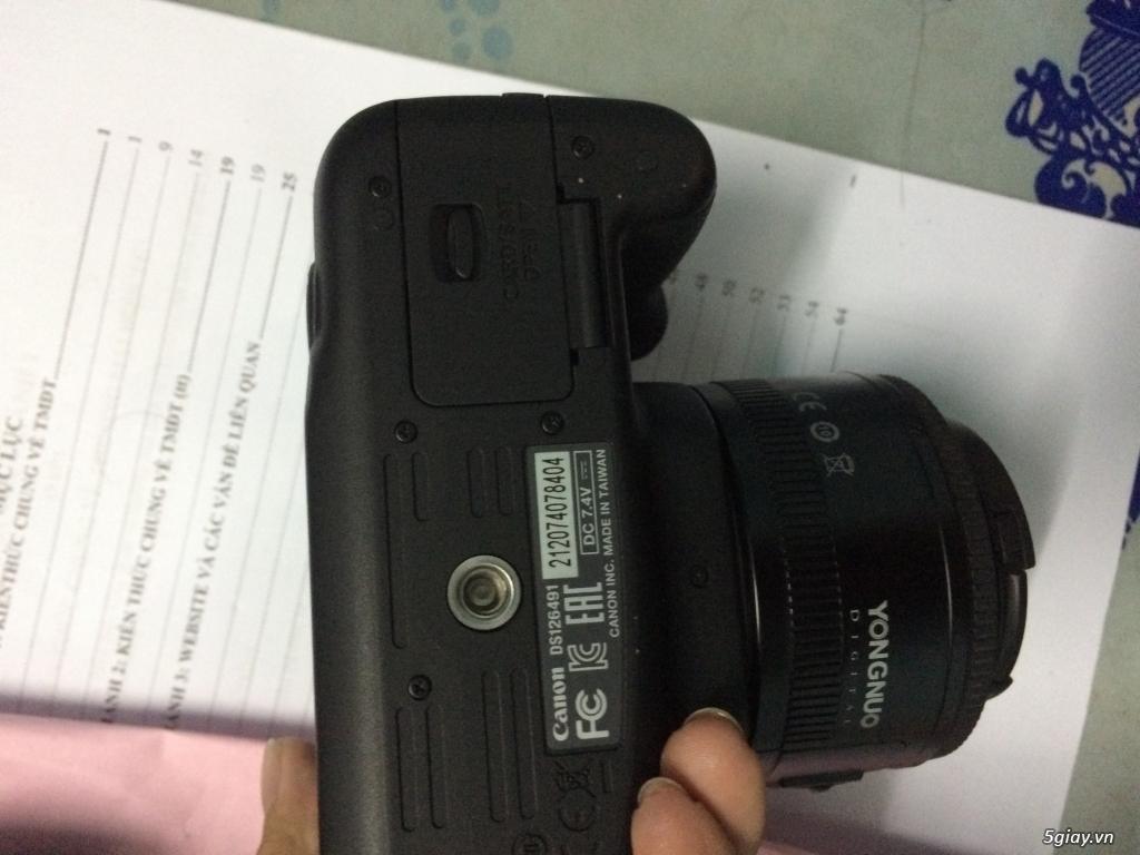 1200D và 2 lens