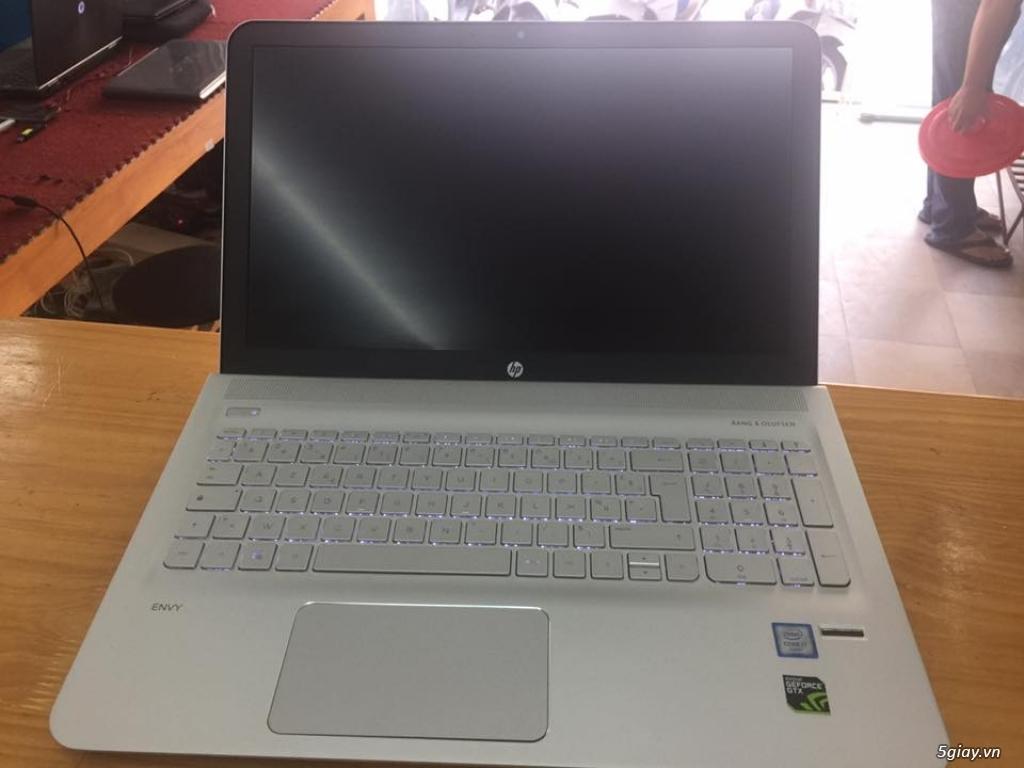 HP envy 15-ae117nf i7-6500U/8G/1TB/15.6 máy đẹp, giá tốt - 4