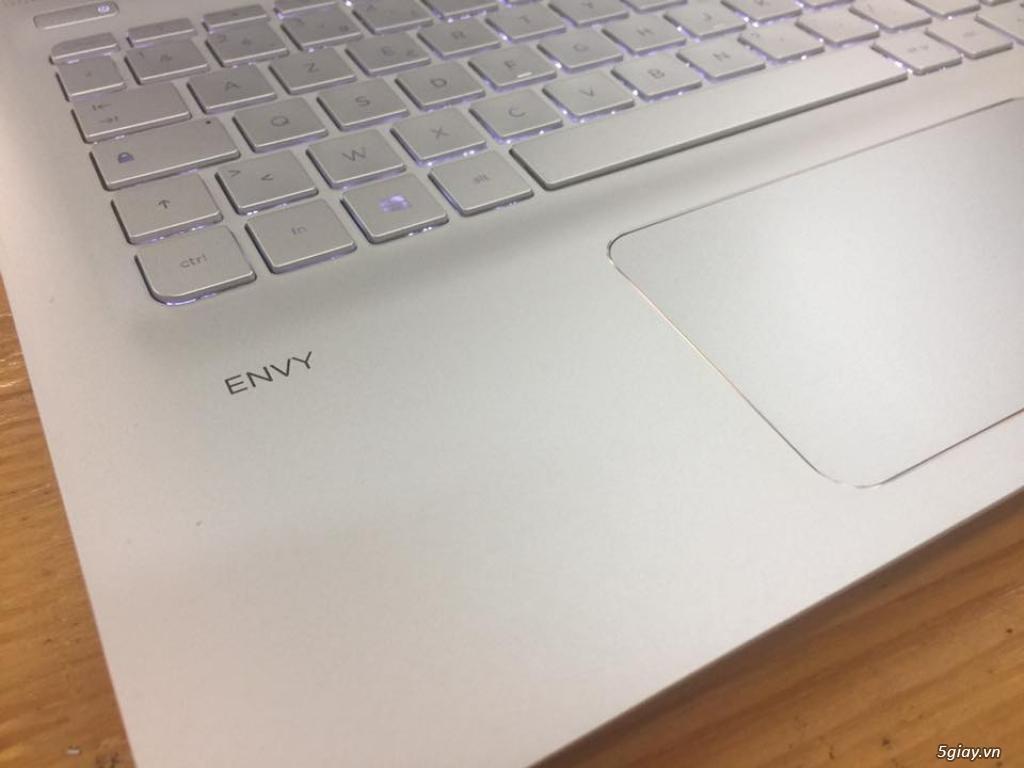 HP envy 15-ae117nf i7-6500U/8G/1TB/15.6 máy đẹp, giá tốt - 2