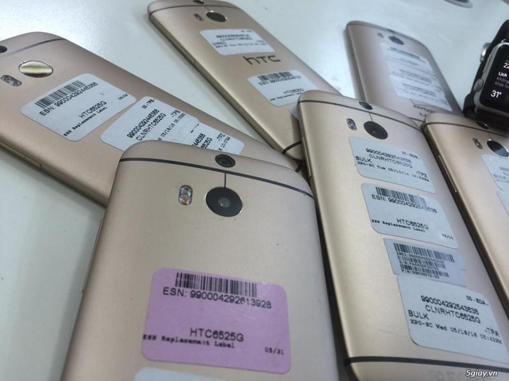 #HTC One #M8 32GB- Zin Nguyên bản
