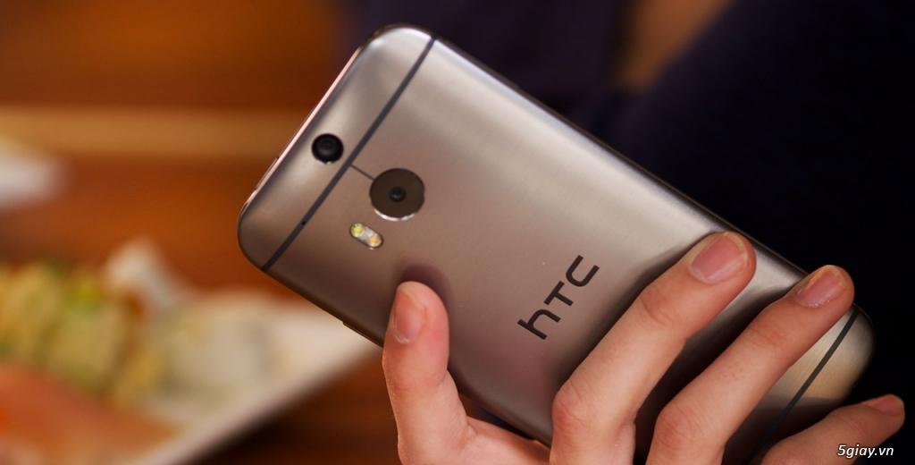 #HTC One #M8 32GB- Zin Nguyên bản - 2