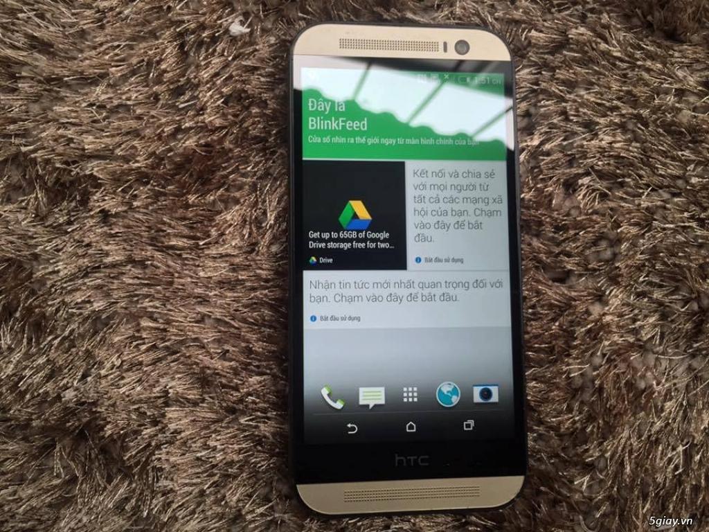 #HTC One #M8 32GB- Zin Nguyên bản - 1
