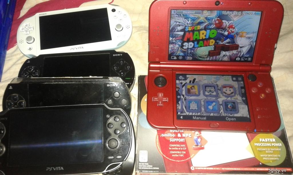 máy game ps2-160g đến 500g đủ loại giá rẽ đây máy game wii giá 1tr  1đổi1 không chờ sữa-PS4 Đời 1200 - 20