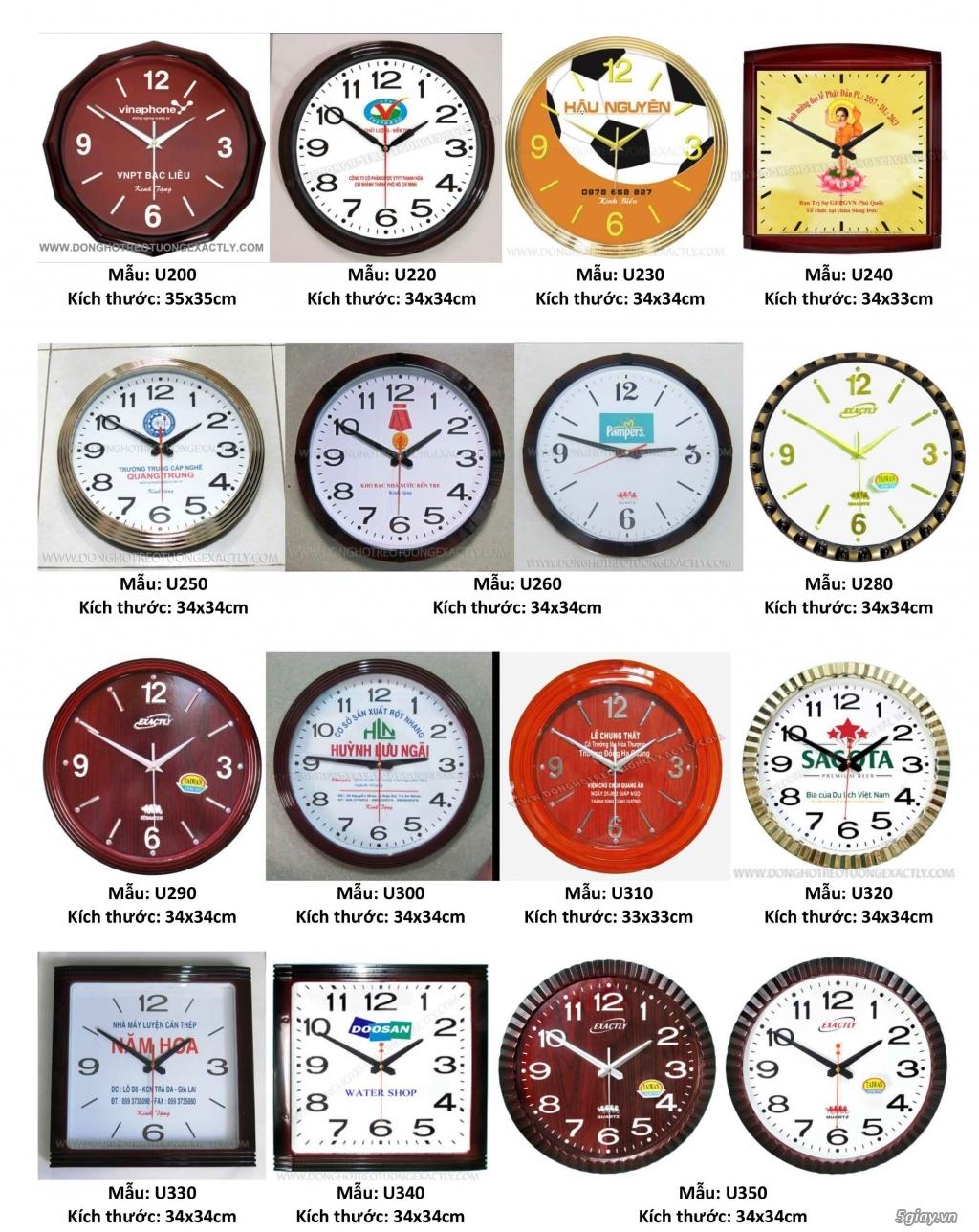 Đồng hồ treo tường - 3