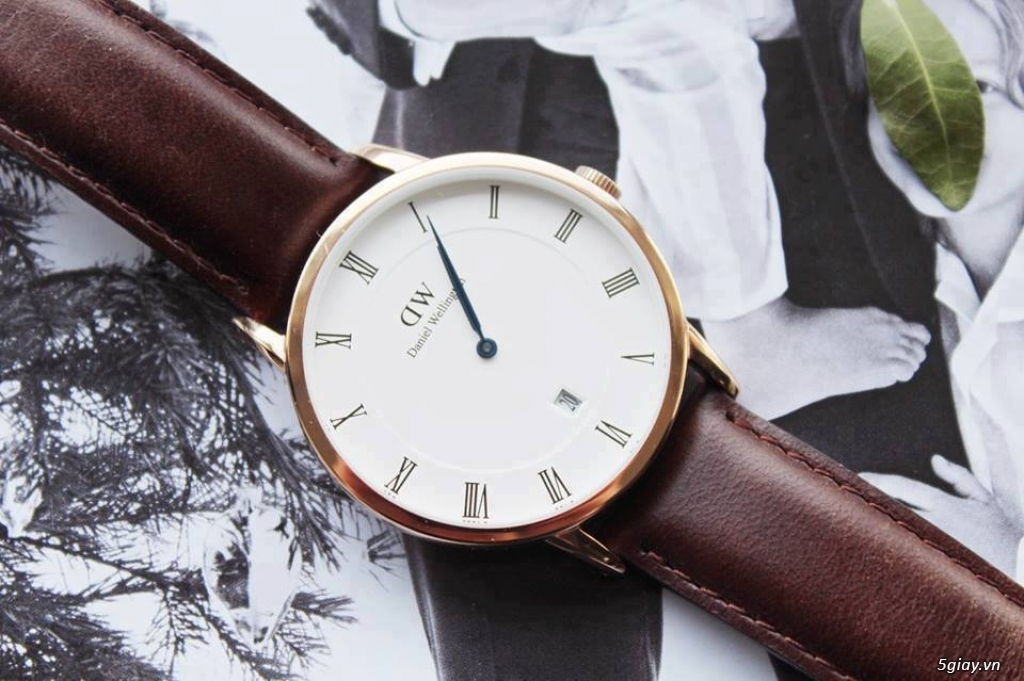 Đồng hồ xịn Daniel Wellington giá rẻ chỉ với 100usd - 1