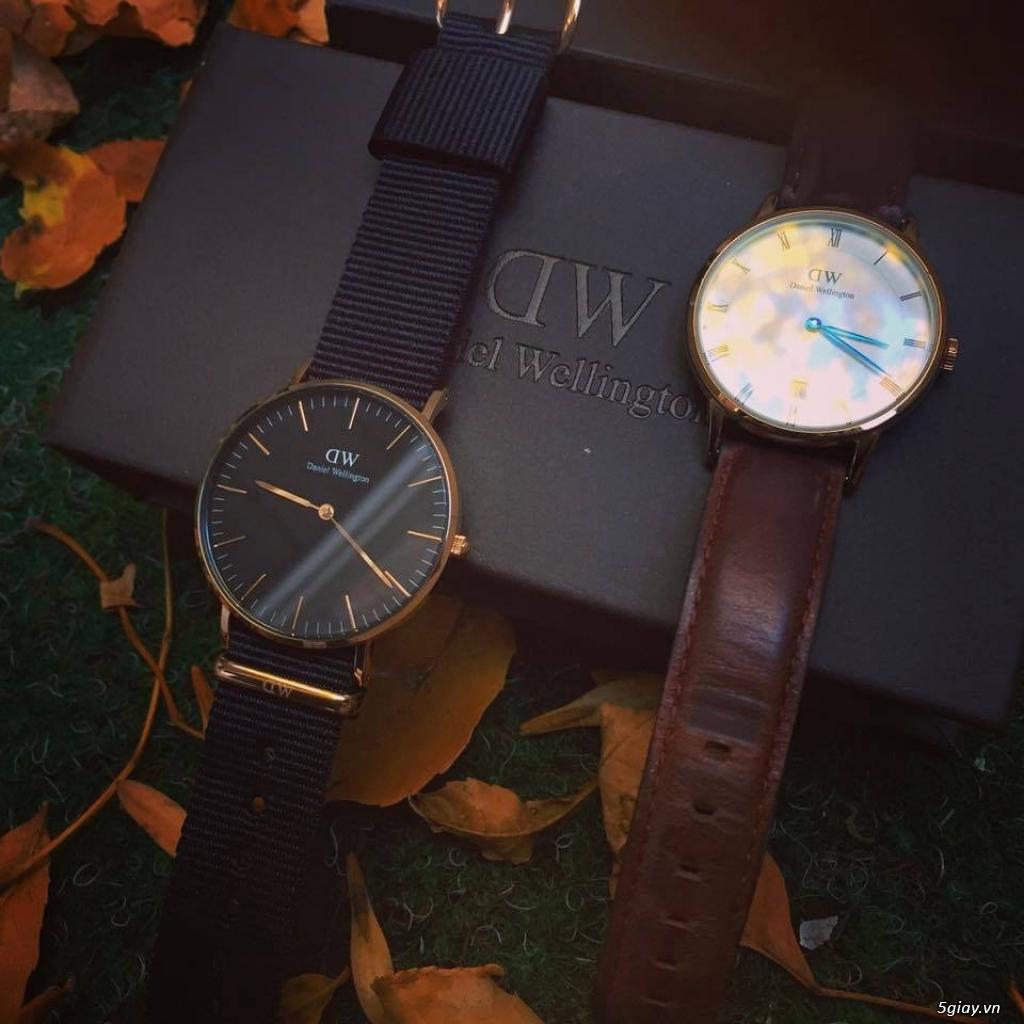 Đồng hồ xịn Daniel Wellington giá rẻ chỉ với 100usd