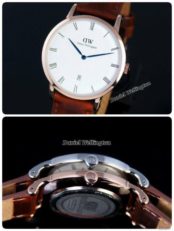 Đồng hồ xịn Daniel Wellington giá rẻ chỉ với 100usd - 2