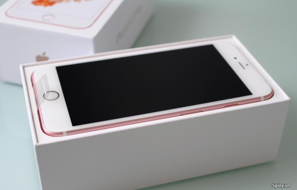 Iphone 6s Plus Gold Rose 128G USA (Mỹ)