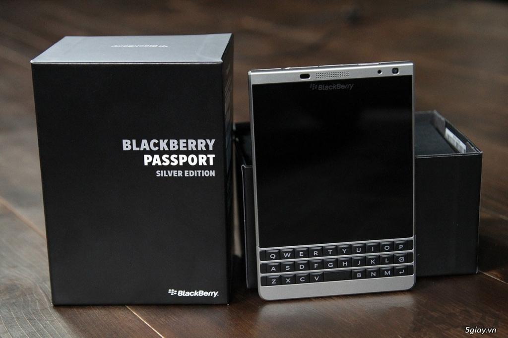 BlackBerry Passport Silver giảm giá đồng loạt tại DI ĐỘNG VIỆT ĐÀ NẴNG. - 21