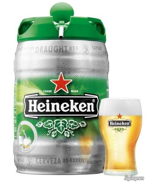 bia heineken chai nhôm hà lan - 6