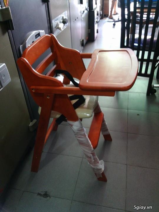 ghế ăn bột trẻ em