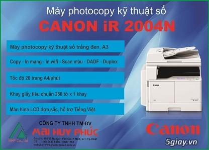 Canon IR 2004N, Canon IR 2004N, Máy photocopy Canon IR 2004N