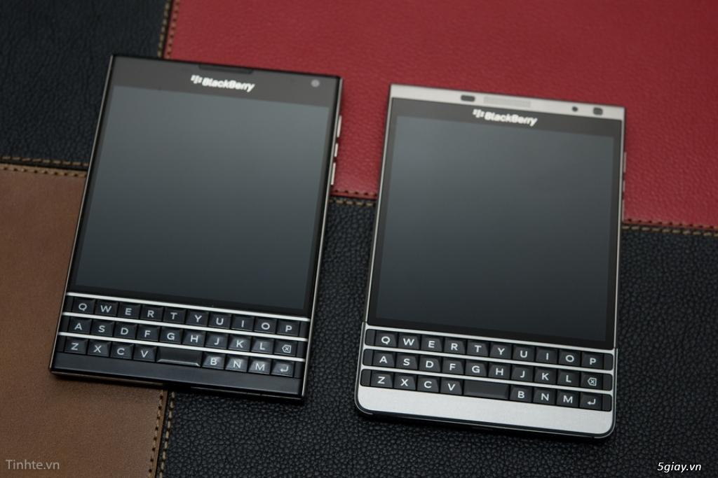 BlackBerry Passport Silver giảm giá đồng loạt tại DI ĐỘNG VIỆT ĐÀ NẴNG. - 22