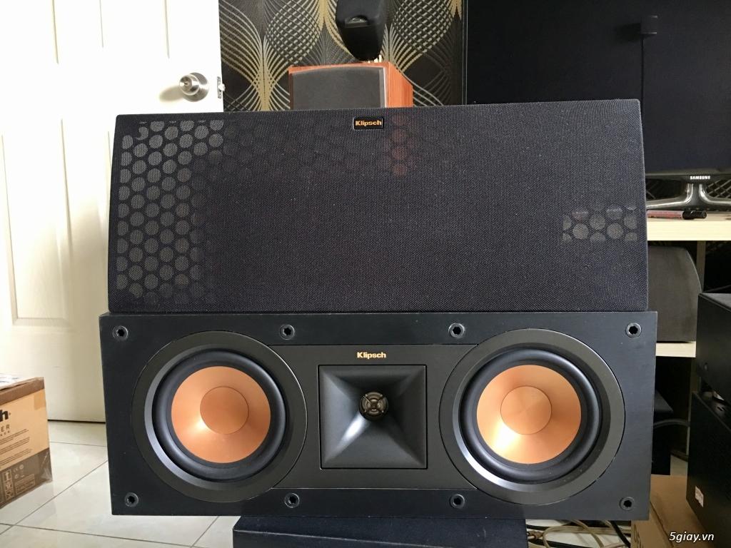 Ampli, CD, receiver, loa, subwoofer, center, surround các loại... - 2