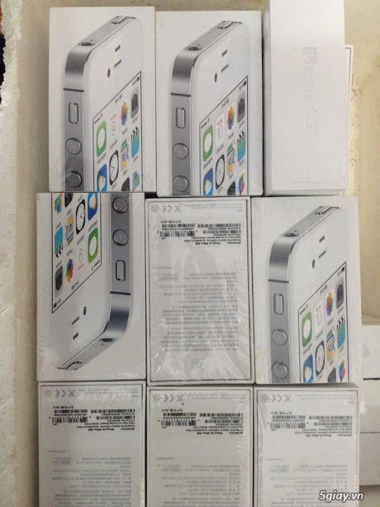 iPhone 4S quốc tế mới 100% chưa active nguyên seal chỉ 2.399.000 đồng - 9