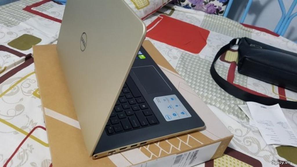 Dell vostro 5459 I5 6200/VGA GF 930/ 500GB/ mới 100% mua viễn thông A - 2