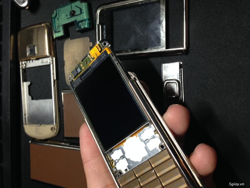 Nokia 8800 - 6700 - Vertu Zin   Thuận mua vừa bán !