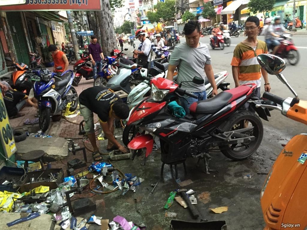 VoXeMay.vn-Chuyên vỏ xe máy chính hãng .Nhận Bảo dưỡng ,vệ sinh kim xăng ,làm nồi Xe Tay Ga các loại - 4