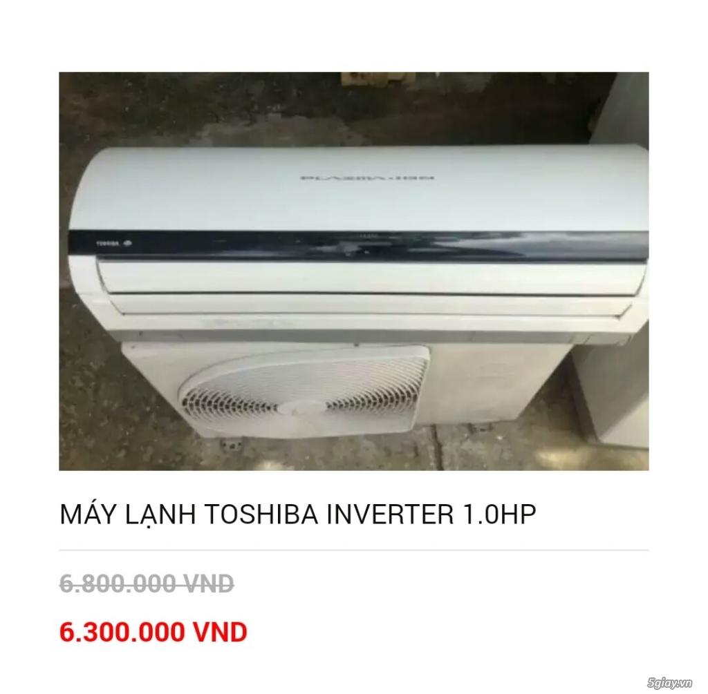 Chuyên mua bán máy lạnh nội địa inverter của các hảng nỗi tiếng Nhật
