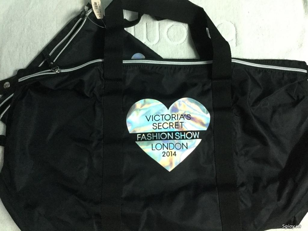 Túi xách du lịch Victoria secret london fashion show xách tay