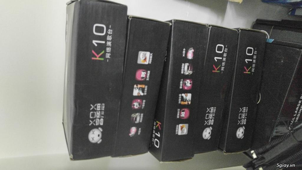 Sound card k10 giá 950k - 1