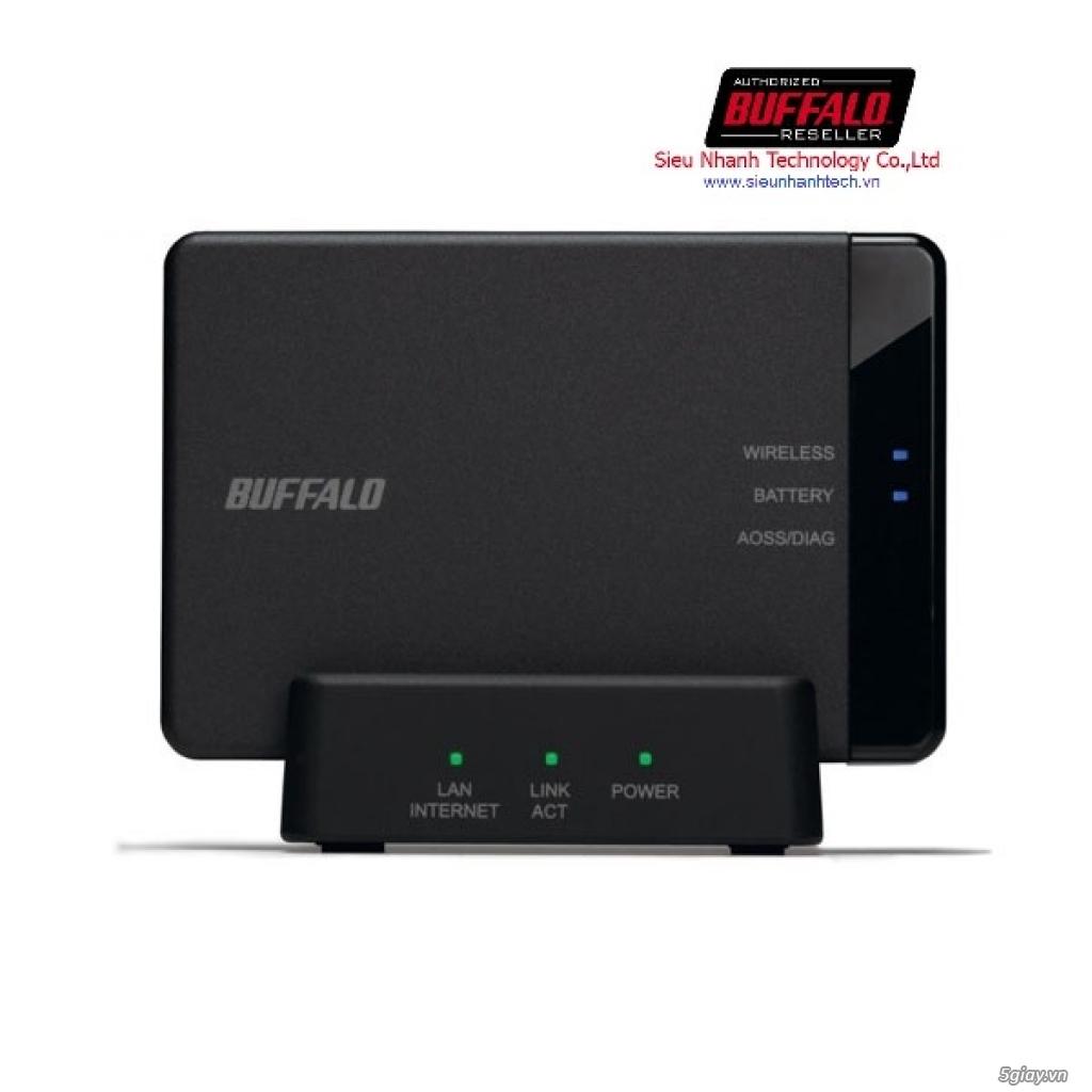 Router wifi buffalo hàng Nhật KM siêu rẻ modem WCR GN 150k - 6