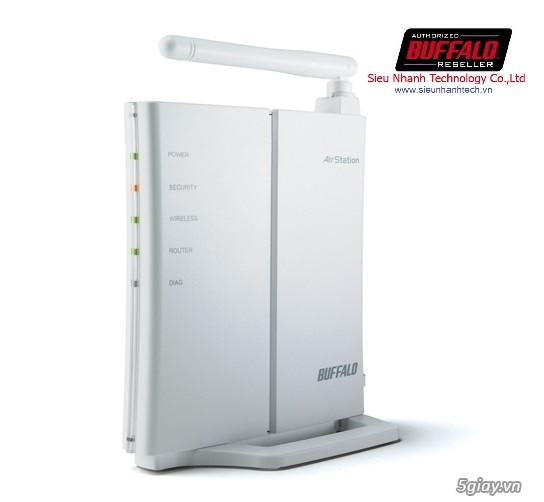 Router wifi buffalo hàng Nhật KM siêu rẻ modem WCR GN 150k - 11