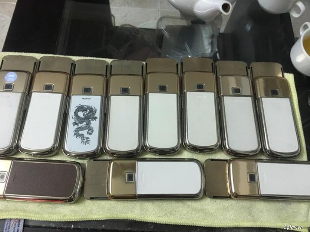 Nokia 8800e và 6700c gold (carbon, gold, saphire) - 19