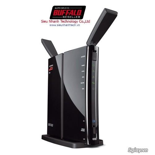 Router wifi buffalo hàng Nhật KM siêu rẻ modem WCR GN 150k - 15
