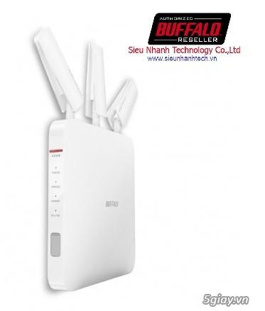 Router wifi buffalo hàng Nhật KM siêu rẻ modem WCR GN 150k - 35