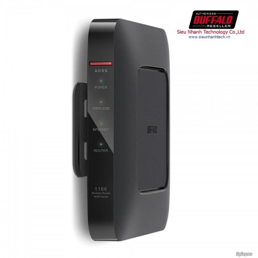 Router wifi buffalo hàng Nhật KM siêu rẻ modem WCR GN 150k - 27