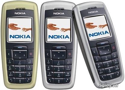 Nokia CỔ - ĐỘC LẠ - RẺ trên Toàn Quốc - 7